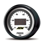 AEM 30-4401 - AEM Digital Fuel Pressure Gauge