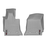 Corvette C7 WeatherTech Digital Fit Floor Liners Grey 465891