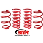 BMR  Lowering Springs Set Of 4 Minimal Drop Performance SP763