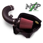 Airaid Air Intake, SynthaFlow MXP Series, Red Filter, Black Plastic Tube, Race-only, Ford, 4.6L Modular, Kit