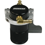 Moroso 85635 Black PCV Air/Oil Separators Suit 2010-2014 Camaro with Edelbrock E-Force