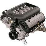 Ford Racing M-6007-A50SC - Ford Racing 5.0L DOHC Aluminator Supercharger-Ready Crate Engines