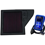 Ford Racing Performance Air Filter and Calibration Kit M-9603-MGTB