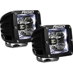 Rigid Industries Radiance Pod White Backlight - Pair 20200