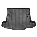 Corvette C6 WeatherTech Digital Fit Cargo Liner Black 40342