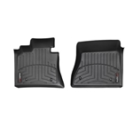 Corvette C7 WeatherTech Digital Fit Floor Liners Black 445891