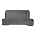 Corvette C7 Convertible Weathertech Digital Fit Cargo Liner Black 40719