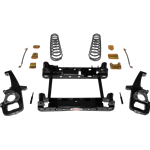 Rancho 2011 - 2009 DODGE RAM 1500 4WD - 4-IN. SUSPENSION SYSTEM  RS6587B