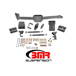 BMR 2005-2014 S197 Watts link, body mount, rod end/rod end, adj axle clamps  WL006H