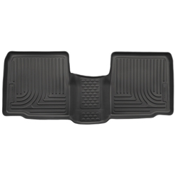 Husky Liners 2015 Ford Explorer WeatherBeater 2nd Row Black Floor Liner 14761