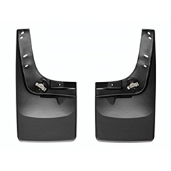 WeatherTech 11+ Ford Explorer No Drill Rear Mudflaps 120039