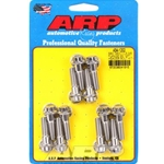 ARP Stainless Header Bolt Kits 434-1202