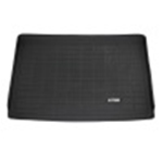 Westin 2015-2018 Chevrolet Suburban (Behind 3rd row) Wade Sure-Fit Cargo Liner - Black