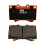 DBA 00-02 Jeep Grand Cherokee SD610 Front Brake Pads
