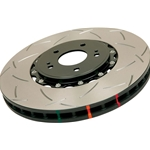 52770.1LS – DBA 5000 Series Left Front Slotted Replacement Friction Ring 14-15 Chevrolet Corvette C7 Z06