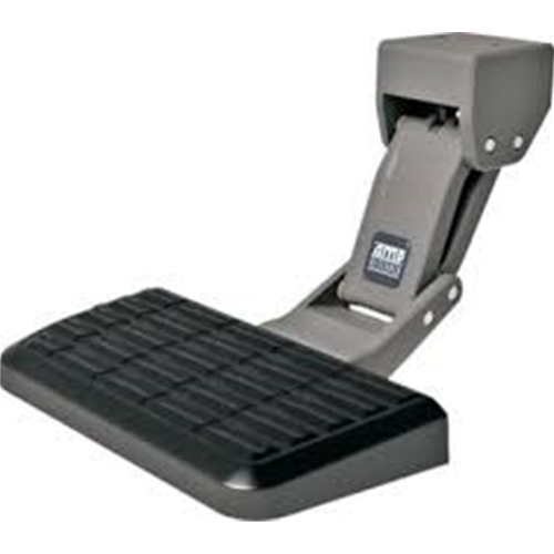 AMP Research 75412-01A BedStep2 Box-Side Access Step Black