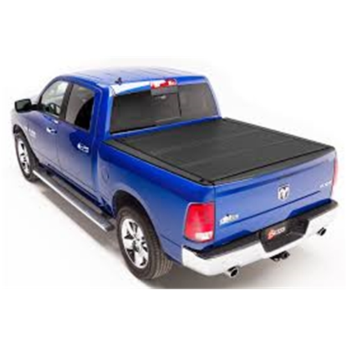 2009 2017 Dodge Ram 1500 Hard Folding Tonneau Cover 5 7 Bed W Ram Box Bakflip Mx4 48207rb