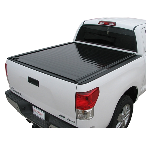 Toyota Tundra Bed Cover >> 2007 2017 Toyota Tundra Retraxpro Mx Tonneau Cover 5 5 Bed W Deck Rail System 80840
