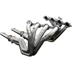 Corsa 14-18 Chevrolet Corvette C7 Long Tube Headers (Direct Fit to Corsa  Double X-Pipe) 16004