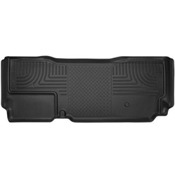 Husky Liners 2020 Ford Escape X-Act Contour Rear Black Floor Liners