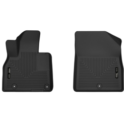 Husky Liners 11-17 Ford Expedition X-Act Contour Front Black Floor Liners