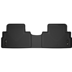 Husky Liners 2020 Lincoln Aviator X-Act Contour Rear Black Floor Liners