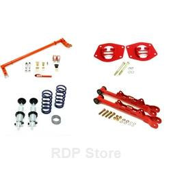 2010-15 Chevy Camaro BMR Suspension Package XSB004,CCK004,MTCA030,S5003  Red