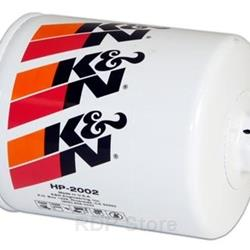 K&N Oil Filter, Performance Gold, 13/16-16 in. Thread, 4.60 in. High, Each Suit Chev Camaro HP-2002