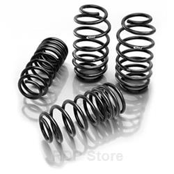 2010 2014 Chevy Camaro v8 Eibach Pro-Kit Lowering Springs (Drop 1.0 Front-1.0 Rear) 38144-140