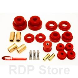 2010 - 2014 Chevy Camaro BMR Rear Cradle Bushing Kit, Pro Version (BK024, BK029) BK030