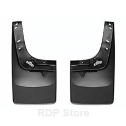 WeatherTech 11+ Ford Explorer No Drill Front Mudflaps 110039
