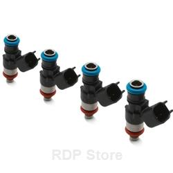 BLOX Racing Eco-Fi Street Injectors 1000cc/min GM LS3/LS7 9 (Set of 8) 04914-1000-8