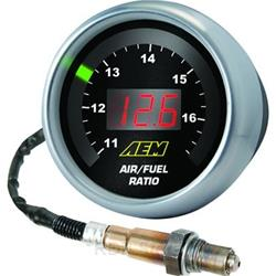 AEM Power Wideband A/F Gauge 30-4100 / 30-4110